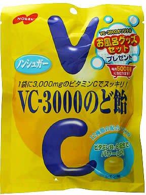 VC-3000 のど飴 90g (10入り)