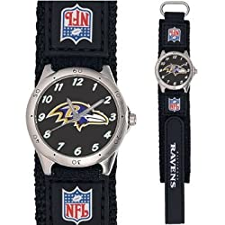 NFL Kids' FF-BAL Future Star Series Baltimore Ravens Black Watch