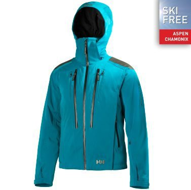 Helly Hansen Men's Enigma Ski Jacket - Arctic L