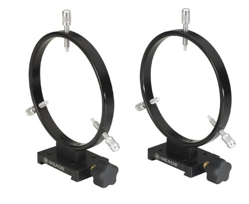 Meade 90Mm Ring Set For Telescopes