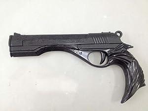 Ebony and ivory guns replica