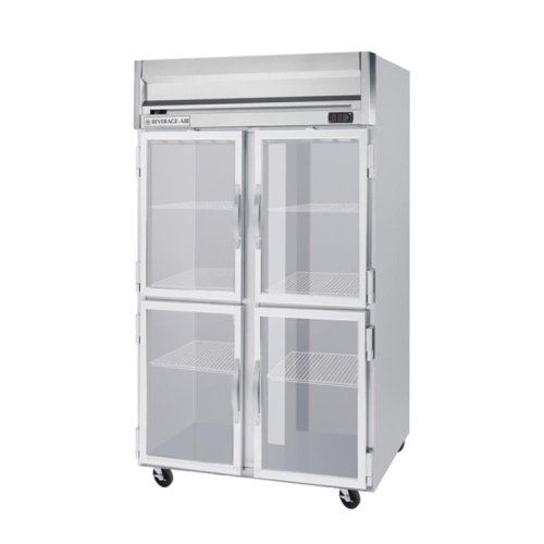 Glass Door Beverage Refrigerators front-30490