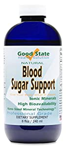 Liquid Ionic Blood Sugar Support (120 Day Supply)