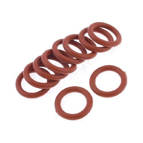 10-pcs-industrial-equip-seal-part-20-x-13-x-3mm-silicone-o-ring-gasket