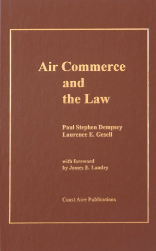 Air Commerce And The Law