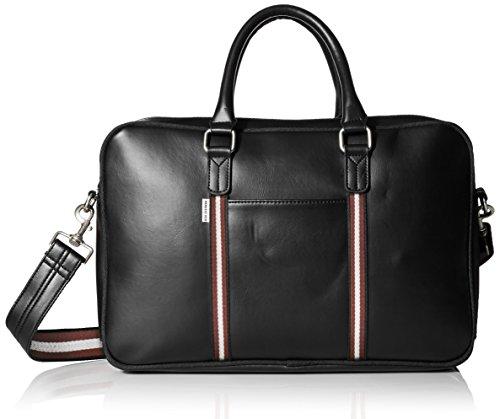 ben-sherman-travel-messenger-commuter-bag-double-zip-mh12728-black