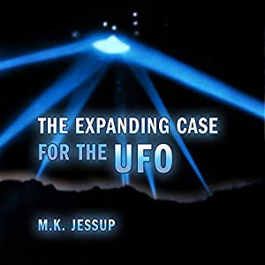 The Expanding Case for the UFO Audiobook