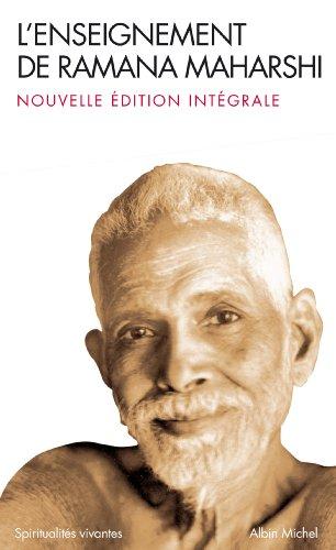 Auteur Ramana Maharshi - L'Enseignement de Ramana Maharshi:Nouvelle édition intégrale
