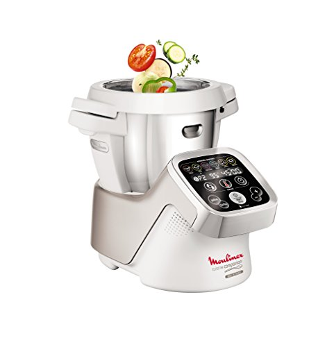 Moulinex hf802aa1 cuisine companion robot multifunzione for Moulinex cuisine companion recensioni