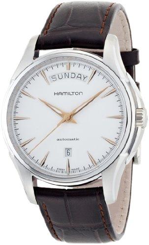 Hamilton - Orologio da polso, analogico automatico, acciaio inox