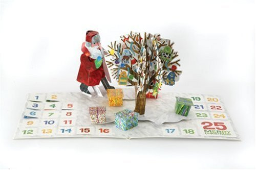 Image of The World of Eric Carle™ Eric Carle's Dream Snow Pop-Up Advent Calendar