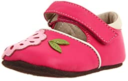 See Kai Run Alexa Mary Jane (Infant), Hot Pink, 0-6 Months M US Infant