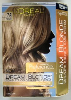 L'Oréal Dream Blondes Hair Color - Dark Ash Blonde 7A