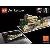 LEGO Architecture Fallingwater (21005) ~ LEGO