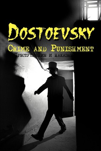 Russian Classics in Russian and English Crime and Punishment by Fyodor Dostoevsky Dual-Language Book  Russian095694230X