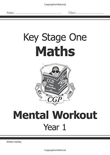 KS1 Mental Maths Workout - Year 1 (Bk. 1)