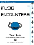 img - for Music Encounters Student Theory Workbook: Level 1 book / textbook / text book
