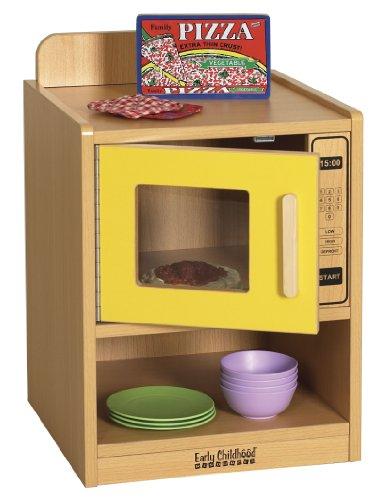 Yellow Microwave Oven ~ Awardpedia ecr kids play kitchen microwave oven yellow