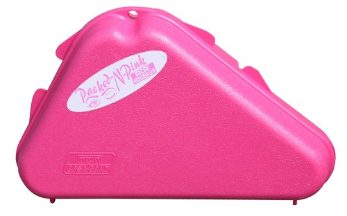 Purchase MTM Compact Handgun Case 802-27 (Packed-N-Pink)