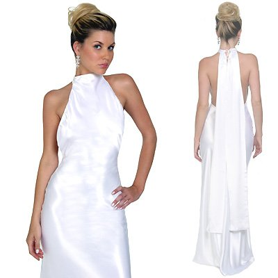Dresses.com - Wedding Dress - White On
