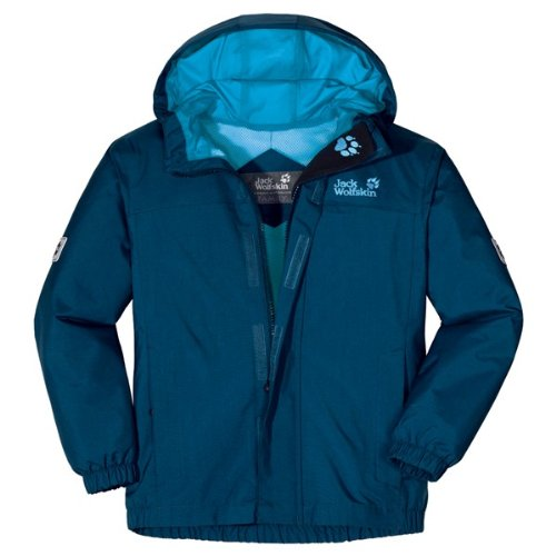 Jack Wolfskin Boys Highland Jacket,