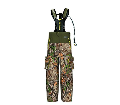 TREE SPIDER Ripstop SpiderWeb Hunting Safety Harness and Bib, Real Tree Xtra, X-Large (Basic Safety Harness compare prices)
