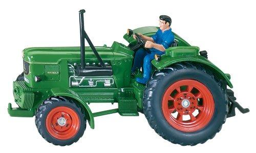 - Deutz D9005 Vintage Tractor 1:32 Scale Farmer Series By Siku