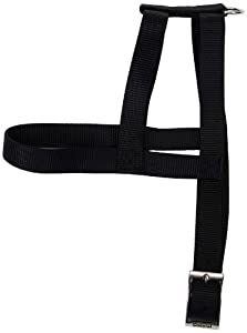Coastal Pet Products Dog Harness, 5/8 by 16-Inch, Black