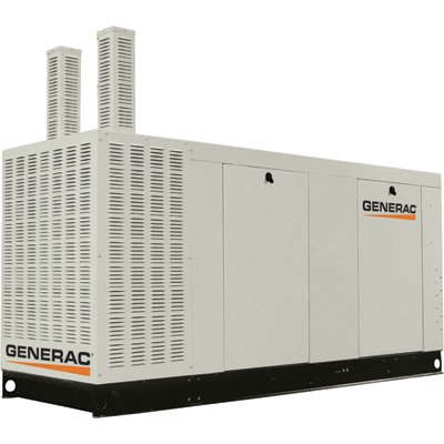 Generac Commercial Series Liquid-Cooled Standby Generator 130 Kw, 120/240...