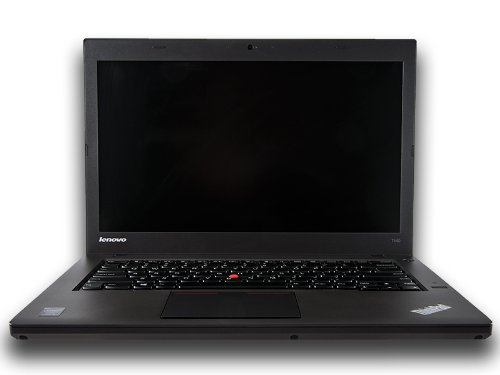 Lenovo ThinkPad T440 20B6009TUS LED Ultrabook (14-Inch HD, Intel Core, i3-4030U 2C, 1.9GHz, 3MB, 1600MHz) Black