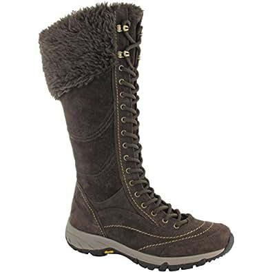 Size 8.5 Women's Harmony Cosy Hi 200w Hi-tec Winter Boots With Vibram Sole
