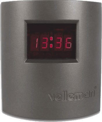Velleman Mk151 Digital Led Clock