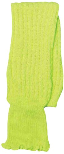 Forum Novelties Neon Leg Warmers, Green, One