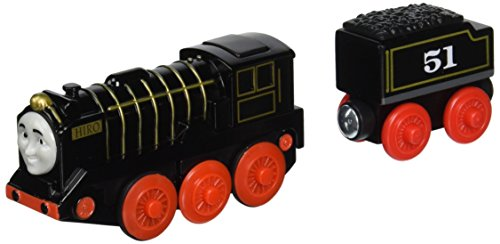 Fisher Price Thomas Wooden Railway Battery Operated