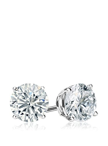 3-1/2-Ct. Diamond Stud Earrings