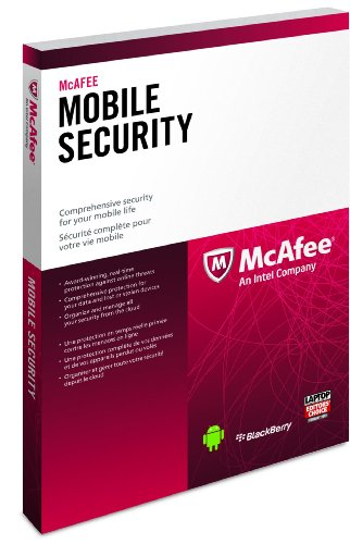 MCAFEE INC MCAFEE MOBILE SECURITY SUITE