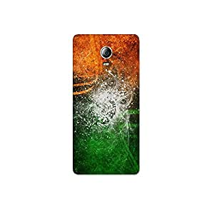 lenovo p1m nkt09 (18) Mobile Case by Mott2 - Patriotism- Indian Flag (Limited Time Offers,Please Check the Details Below)