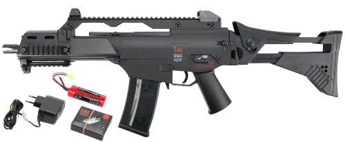 Heckler & Koch Softair elekrtisch G36C IDZ Advanced Black Max. 0.5 Joule, 2.6300