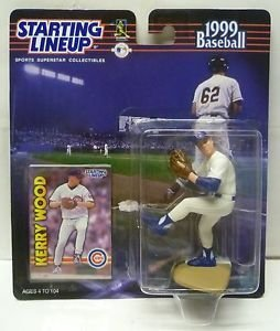1999 Kerry Wood MLB Starting Lineup