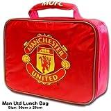 Man Utd Crest Lunch Bag