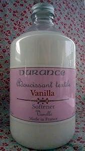 デュランス/Durance ソフナー(柔軟剤) バニラ