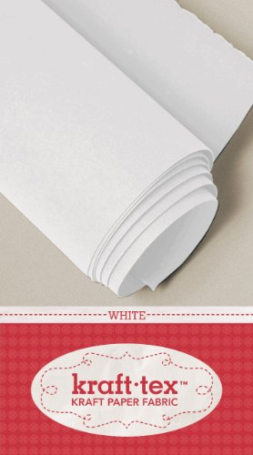 Kraft-Tex Roll 19 x 1.63 Yards White
