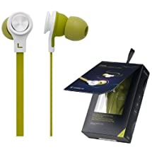 Cresyn C520e Earphones Clean and Well Balanced Acoustic Sound Green Genuine