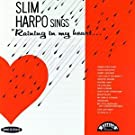 SLIM HARPO LP, RAINING IN MY HEART (US ISSUE NEW VINYL)