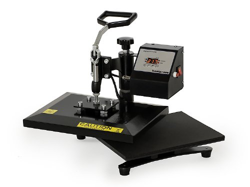 Swing-Away Sublimation Heat Transfer Press Machine - Model Pro-230B
