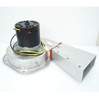 Fasco Furnace Draft Inducer Motor Replacement on Furnace Draft Inducer Motor Replacement
