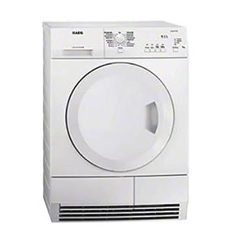 aeg lavatherm 55840 kondenstrockner b 7 kg startzeitvorwahl 30 minutenprogramm elektro. Black Bedroom Furniture Sets. Home Design Ideas