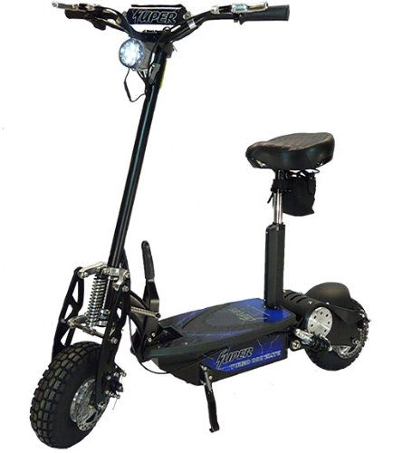 Super Turbo 1000watt Elite 36v Electric Scooter
