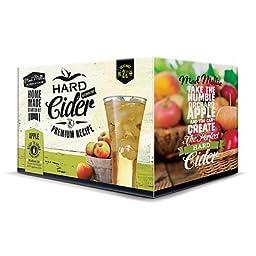 Mad Millie Beginners\' Hard Cider Kit, Green/White