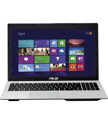 Asus K55A-QH31-WT-CB 15.6 LED Notebook White